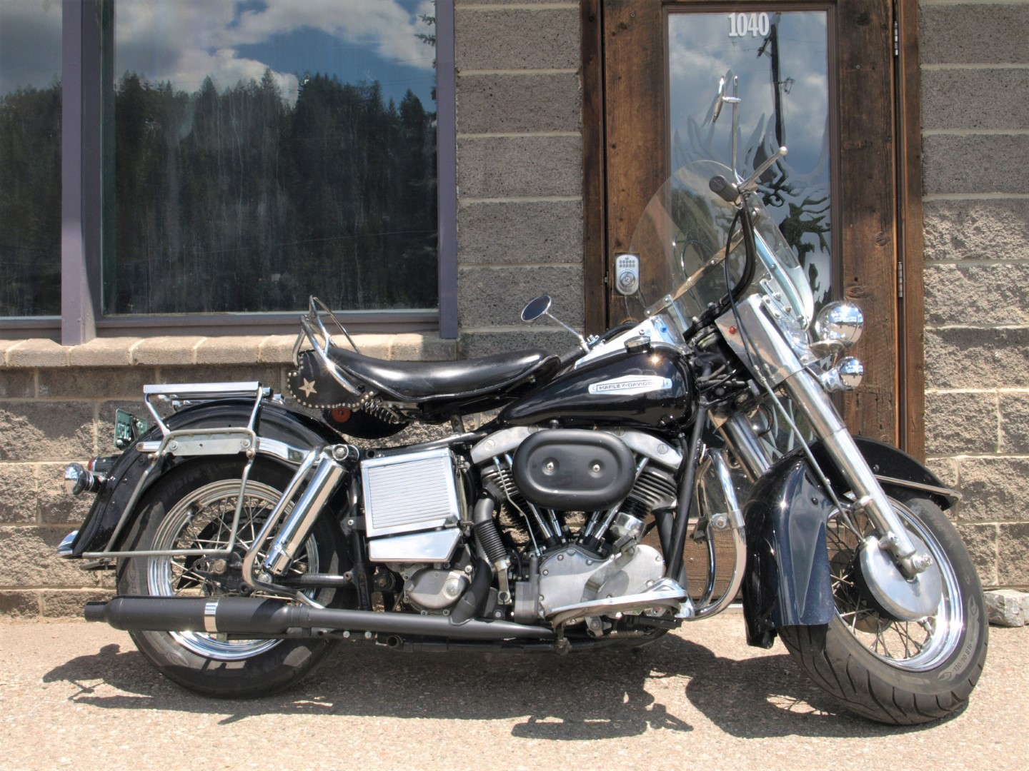 Holthammer Cycles Projects Restoration and Repair Minturn Colorado