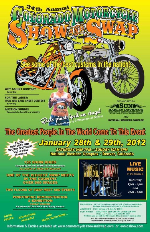Holthammer Cycles Rides & Events Restoration and Repair Minturn Colorado